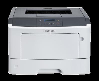 Lexmark MS410d Laser Printer 35S0150