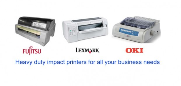 Impact printer for business needs
