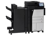 HP LaserJet Enterprise flow M830z MFP D7P68A