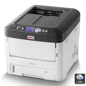 OKI C712dn color Printer 62447801