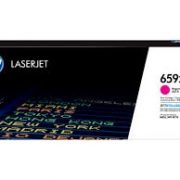 HP 659X High Yield Magenta Toner Cartridge
