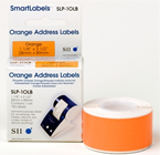 Seiko Orange Address Labels SLP-1OLB