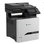 Lexmark CX725de color MFP 40C9500