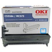 Oki C532 MC573 Cyan Image Drum 46484103