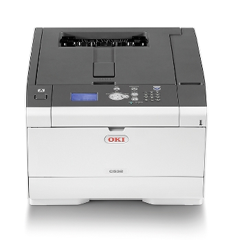 Oki C532dn color printer