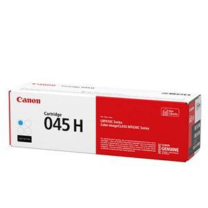 Canon 045 Cyan High Yield Toner 1245C001