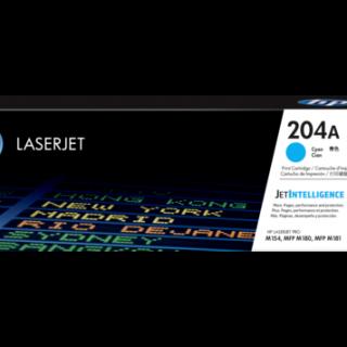 HP 204A Cyan Toner for LJ M180 CF511A