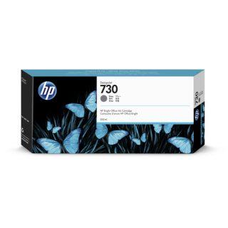 HP 730 300-ml Gray Ink Cartridge