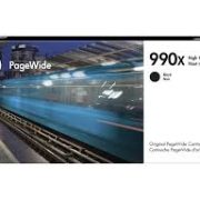 HP 990X High Yield Black PageWide Ink Cartridge