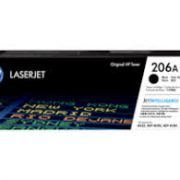 HP 206A Black Toner Cartridge